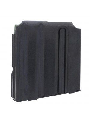 ProMag AR-15 .223/5.56 5-round (Flush-fit) Blued Steel Magazine Right View