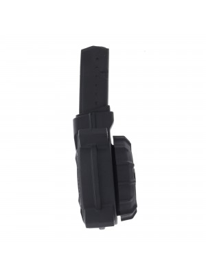 ProMag AR-15 9mm Glock Style 50-Round Drum Magazine Right