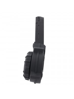 ProMag Glock 17/19 9mm 50-Round Drum Magazine Left
