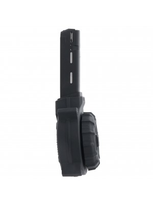 ProMag Glock 22, 23 .40 S&W 50-Round Drum Magazine Right