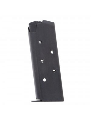 ProMag P238 .380 ACP 6-Round Blue Steel Magazine Left View