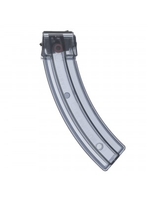 ProMag 10/22 .22 Magnum 23-Round Smoke Polymer Magazine Right View