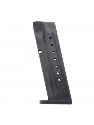 ProMag Smith & Wesson M&P-9 9mm 17-Round Blue Steel Magazine  Left View