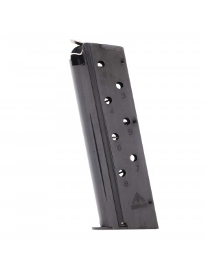 Remington 1911 R1 40 S&W 8-Round Blued Steel Magazine Left View