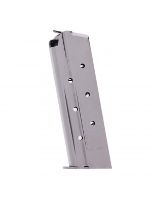 Remington 1911 R1 10mm Auto 8-Round Blued Steel Magazine Left View