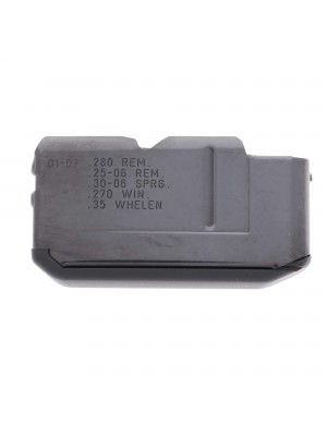 Remington Models 750, 7400 Long Action 280 Rem, 25-06 Rem, 30-06 Spfld, 270 Win, 35 Whelen 4-Round Magazine Right View