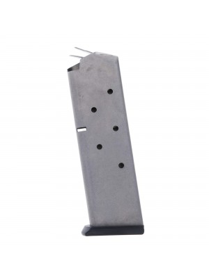 Ruger P90, P97 .45 ACP 8-Round Stainless Steel Magazine Left View