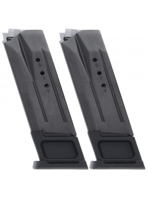 2 Pack Ruger Security-9 9mm 10-Round Magazine