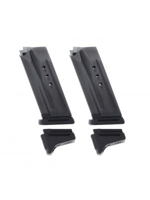 2 Pack: Ruger Security-9 Compact 9mm 10-Round Magazine