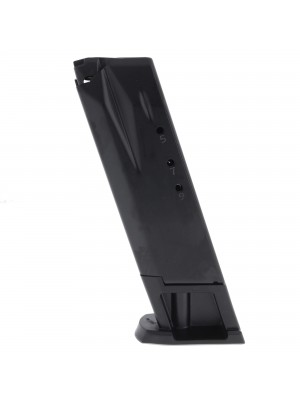 Ruger SR40 .40 S&W 10-Round Magazine Steel Left View