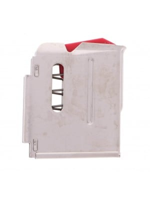 Savage Arms 93 Series .22 WMR, .17 HMR 5-Round Stainless Magazine Right View