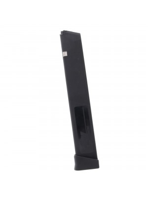 SGM Tactical Glock 22, 23, 27, 35 40 S&W 31-Round Polymer Magazine Left View