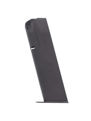 Sig Sauer P226 9mm 15-Round Magazine Steel Left View