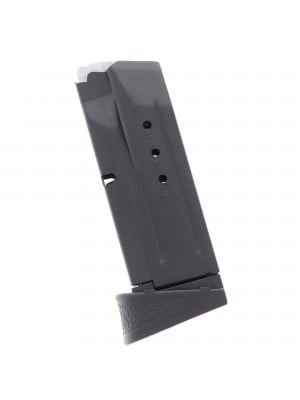 Smith & Wesson S&W M&P Compact 9mm 10-Round Factory Magazine with Finger Rest