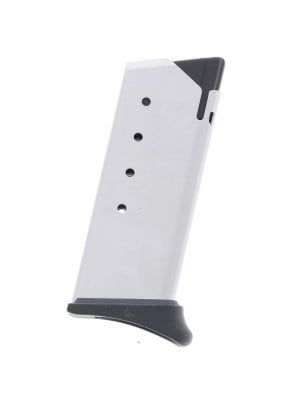 Springfield Armory XD-S/Mod.2 .45 ACP 5-Round Flush-Fit Magazine w/ Hook Floorplate Right