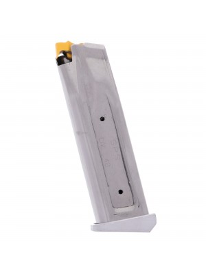 SPS Pantera, Falcon .40 S&W 18-Round Magazine With Aluminum Base Pad