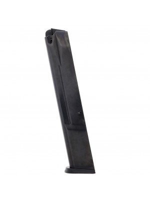 ProMag Walther P99/SW99 .40 S&W 20-Round Blue Steel Magazine Left View