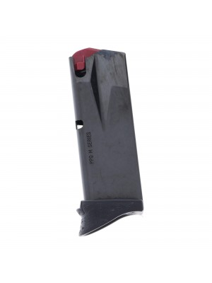 Walther PPQ M2 SC 9mm 10-Round Blued Steel Magazine With Finger Rest