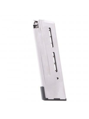 Wilson Combat 1911 Elite Tactical Compact 9mm 10-Round Magazine with Pad Left View