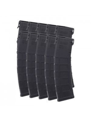 10 PACK Magpul PMAG GEN M3 AR-15 .223/5.56 40-Round Magazine Right View