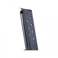 Mec-Gar 1911 10mm 8-Round Blue Steel Magazine Left View