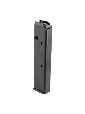 Metalform SMG AR-15 9mm Conversion Cold Rolled Steel, (Removable Base & Flat Follower) 20-round Magazine