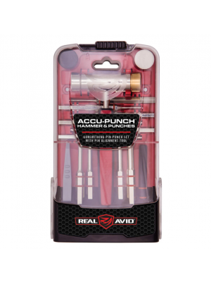 Real Avid Accu-Punch Hammer & Punches