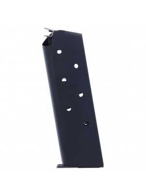 Auto Ordnance 1911 .45 ACP 7-Round Blued Steel Magazine With Removable Baseplate