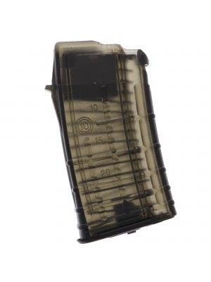 Arsenal Circle 10 AK-47 5.56/.223 20-Round Clear Magazine