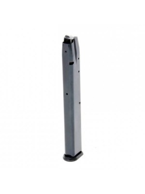 ProMag CZ-75, TZ-75, Magnum Research Baby Eagle 9mm 32-round Magazine Blued Steel