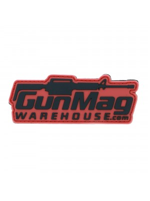 "Gunmag Logo 4"" PVC Patch"