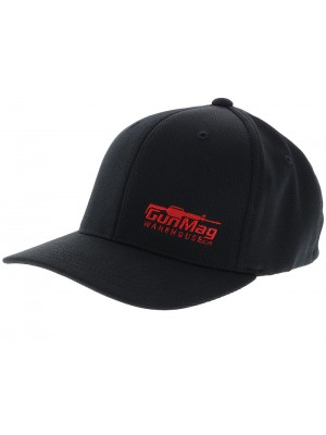 Gunmag Logo Cool Dry Flexfit Sport Hat