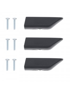 Kimber 1911, Black Bumper Pads, Set of 3
