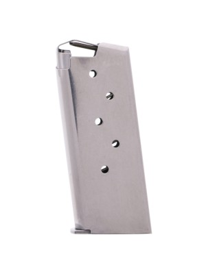Kimber Micro 9, 9mm Stainless Steel 6-round Magazine