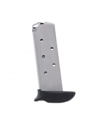 Metalform Sig Sauer P238, .380 ACP Stainless Steel (Welded Base & Flat Follower) 7-Round Magazine