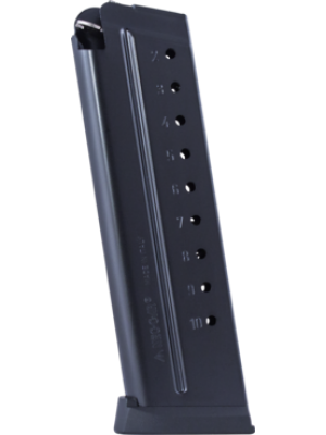 Mec-Gar 1911 9mm 10-Round Anti-Friction Magazine