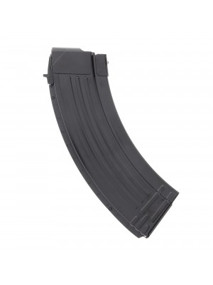 SGM Tactical AK-47 7.62x39mm 30-Round Steel Black  Magazine