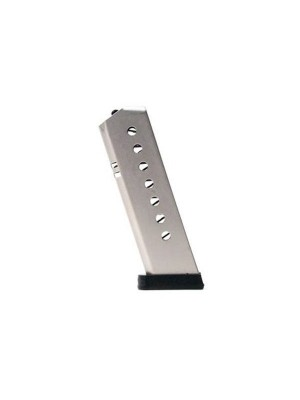 ProMag P220 .45 ACP 8-Round Nickel Plated Steel Magazine