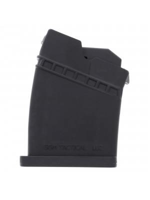 SGM Tactical Saiga 12 Gauge 2-Round Black Polymer Magazine