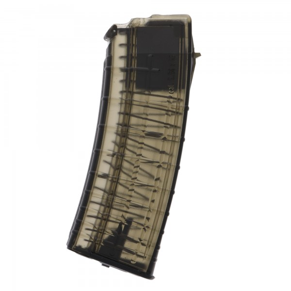 Arsenal Circle 10 AK-47 5 56/ 223 30-Round Clear Magazine