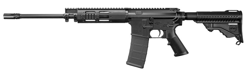 DPMS Launches New AR Rifle: the Lite 16M