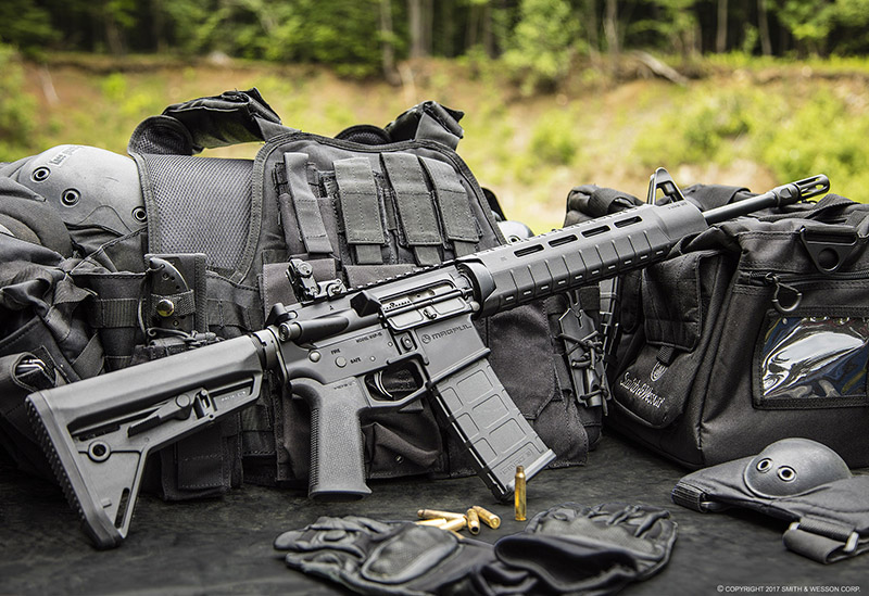 Smith & Wesson's New M&P15 MOE SL Rifles
