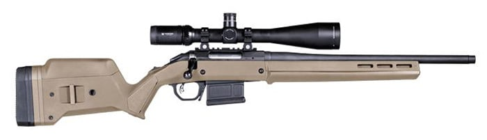 Magpul's New Stock for Ruger American Rifle