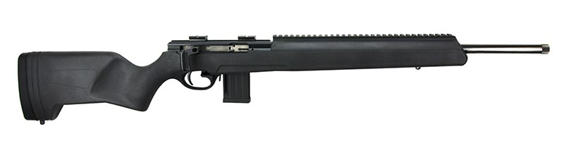 Steyr Arms Launches New Rimfire Scout Rifle