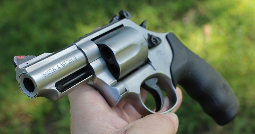 The Smith & Wesson Combat Magnum .44 Magnum
