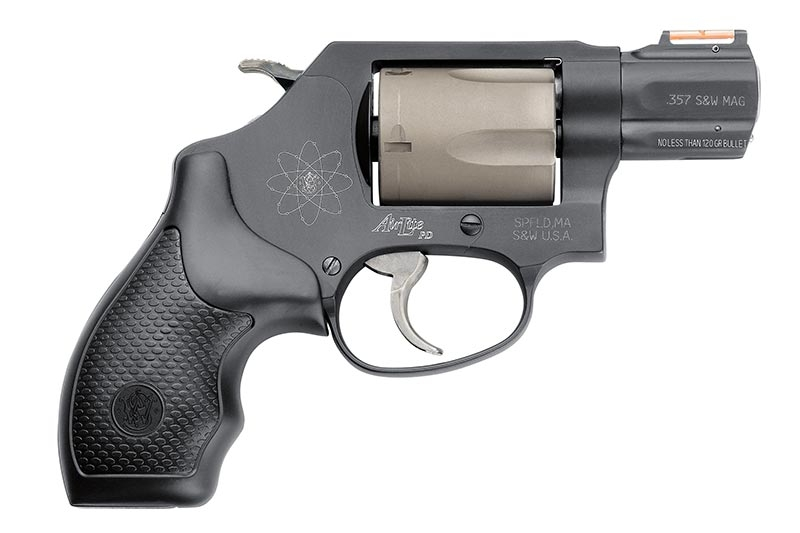 The S&W M360 PD.