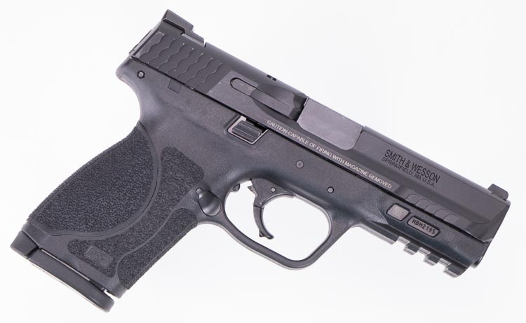 The Smith & Wesson M&P9 M2.0 Compact review