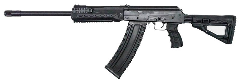 This is the new K-USA KS-12T shotgun.