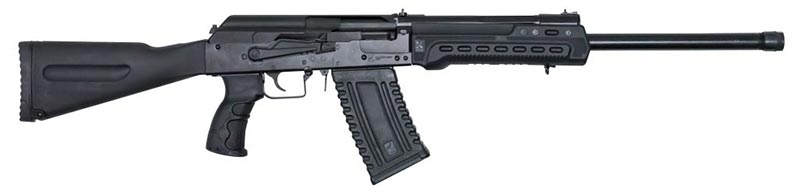 This is the new K-USA KS-12 shotgun.