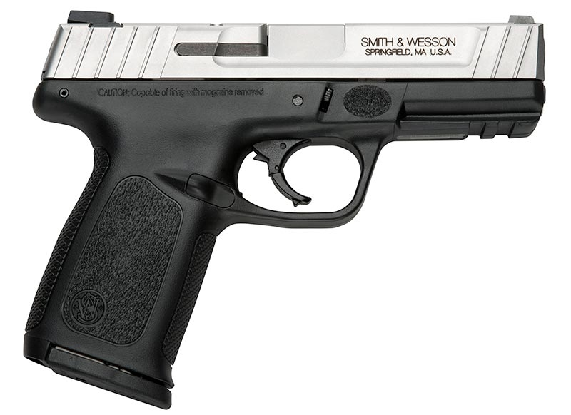 A California compliant version of the SD9 pistol.